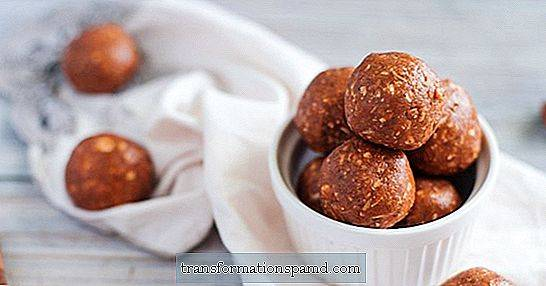 No-Bake Pumpkin Pie Energy Bites som tar bare 10 minutter