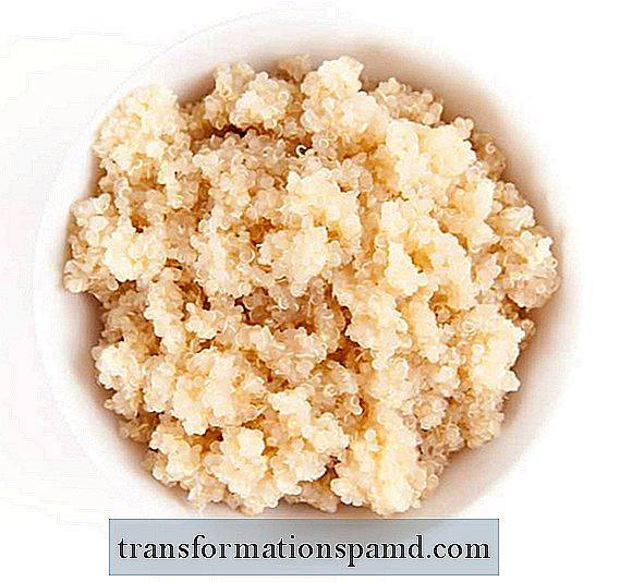 Perfecte Fluffy Quinoa
